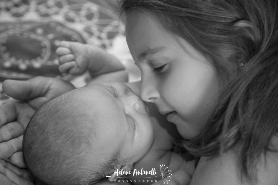 Frère et soeur-naissance